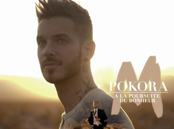M. Pokora : la pochette de son nouvel album !