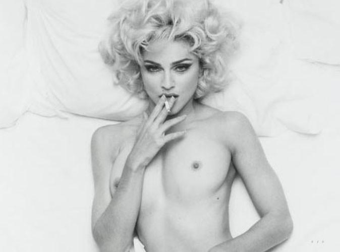 Madonna : à 32 ans, la star était une bombe... Redécouvrez-la toute nue !