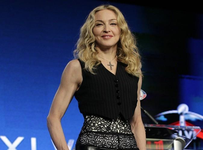 Madonna : a-t-elle dédicacé une de ses chansons à Guy Ritchie ?