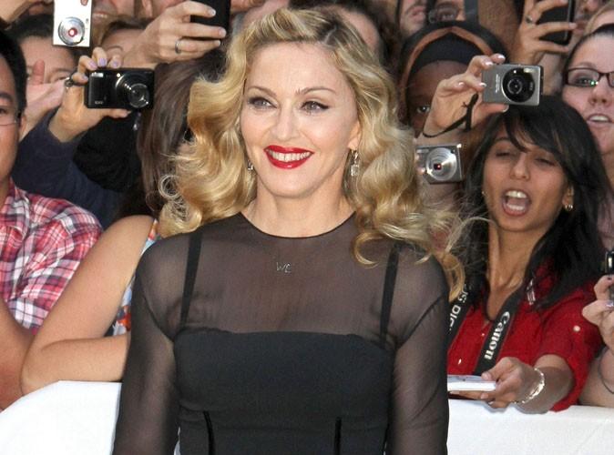 Madonna : choisie pour chanter à la finale du Super Bowl ?!