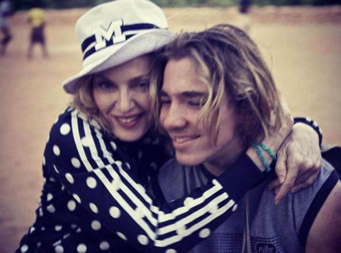 Madonna : comment elle a poussé à bout son fils Rocco !