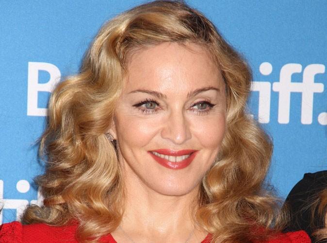 Madonna : des photos scandaleuses surfent sur la toile !