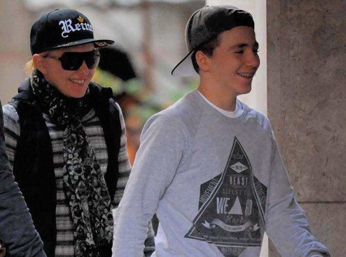 Madonna : Du paint-ball pour les 14 ans de son fils !