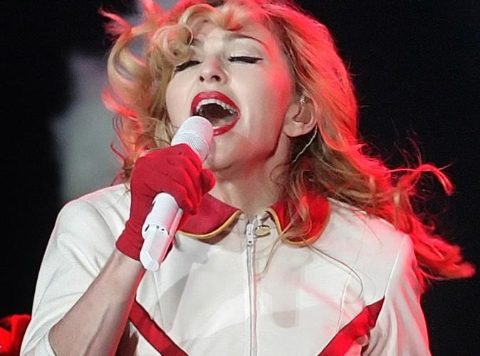 Madonna : elle s'explique enfin à propos de l'utilisation de la croix gammée sur Marine Le Pen