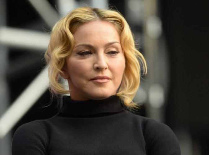 """Madonna : """"J'ai été agressée avec un couteau puis violée""""…"""