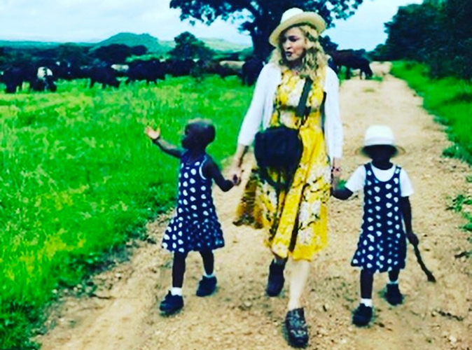 Madonna : le père biologique de ses jumelles sort du silence !