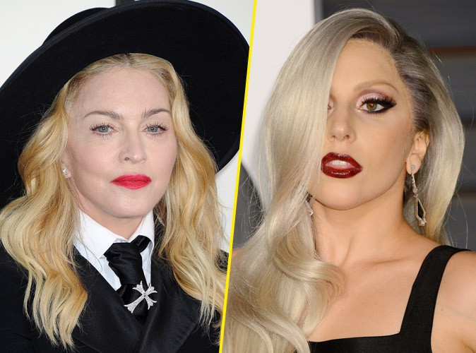 "Madonna : ""Lady Gaga ne veut pas ma couronne"" !"
