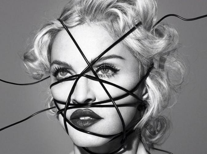 Madonna : lassée des fuites, elle dévoile finalement six titres de son nouvel album !