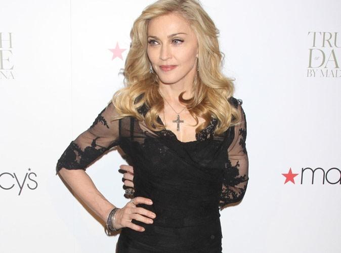 Madonna : le Front National a porté plainte contre la star !