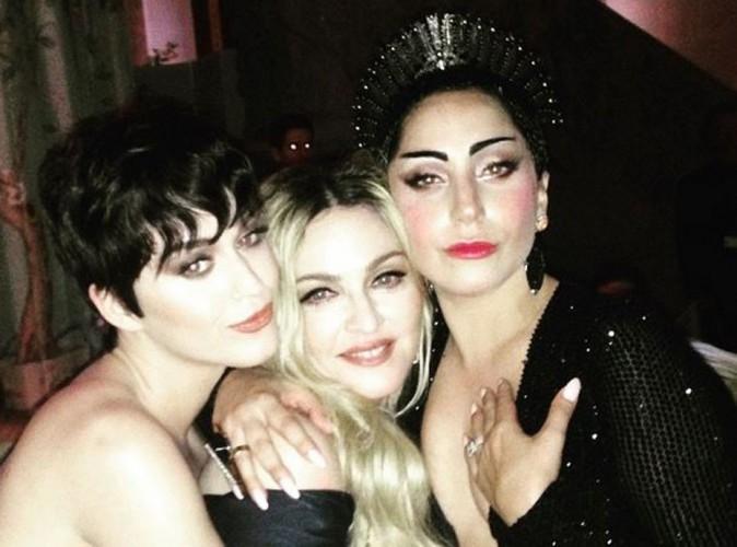 Madonna : le selfie de la réconciliation avec Lady Gaga au Met Ball !