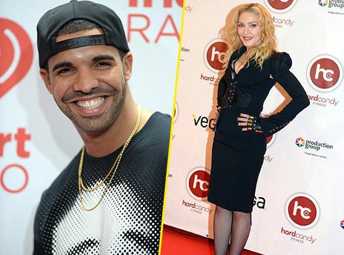 Madonna prépare-t-elle un duo avec Drake ?