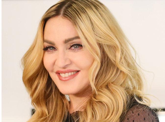 Madonna : Rocco reste  à Londres avec son père !