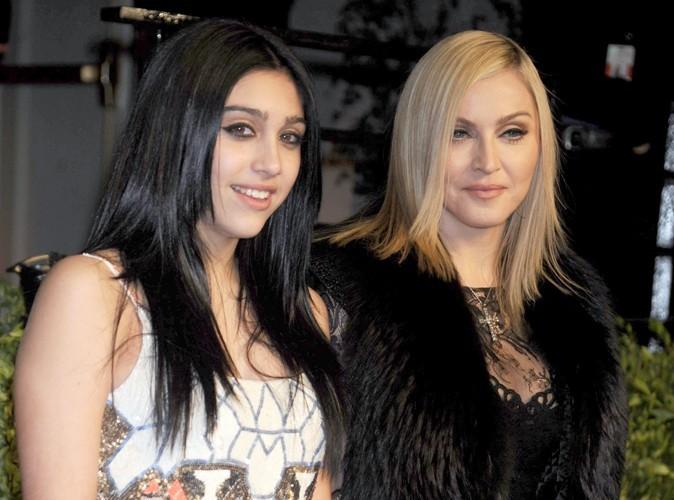 Madonna : sa fille Lourdes veut aller vivre avec son père !