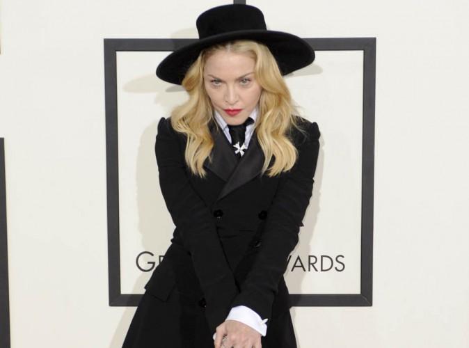 Madonna : son nouveau titre fuite pendant qu'elle est au Malawi !
