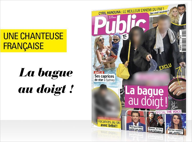Magazine Public : les photos du bonheur !
