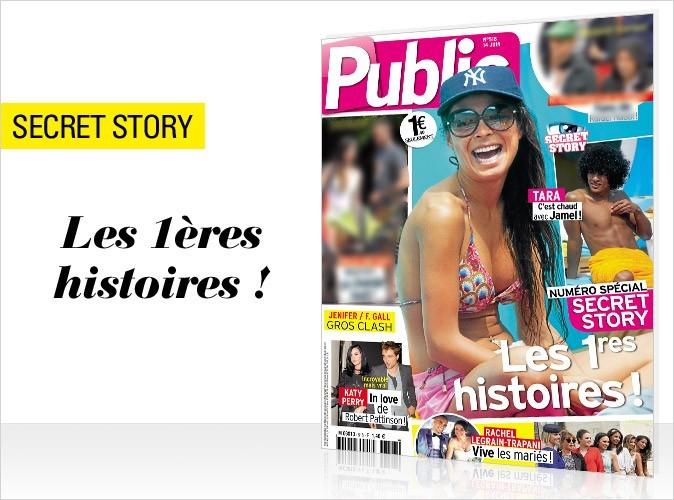 Magazine Public : numéro spécial Secret Story 7 !