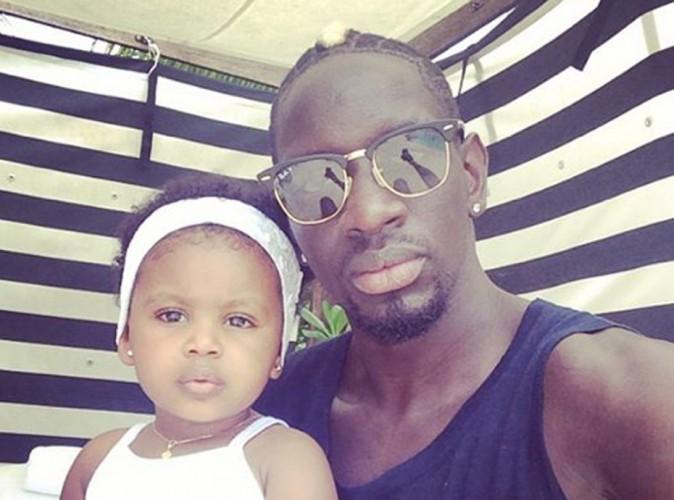 Mamadou Sakho : le selfie de l'amour avec sa petite Aida !