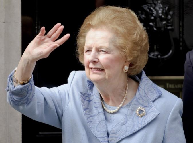 Margaret Thatcher : l'ancienne premier ministre britannique est morte...