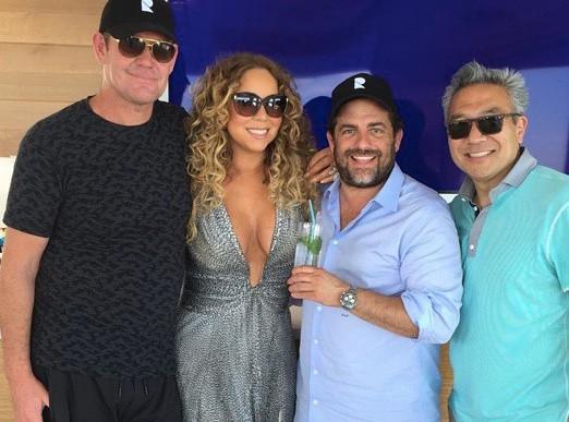 Mariah Carey : Elle parle déjà mariage avec son milliardaire !