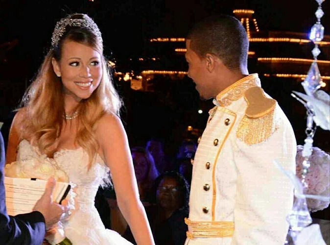Mariah Carey : elle renouvelle ses voeux de mariage avec Nick Cannon !