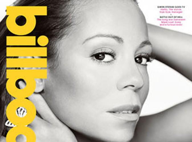 Mariah Carey : elle s'affiche en une du magazine Billboard... Avant de suivre les traces de Beyoncé ?