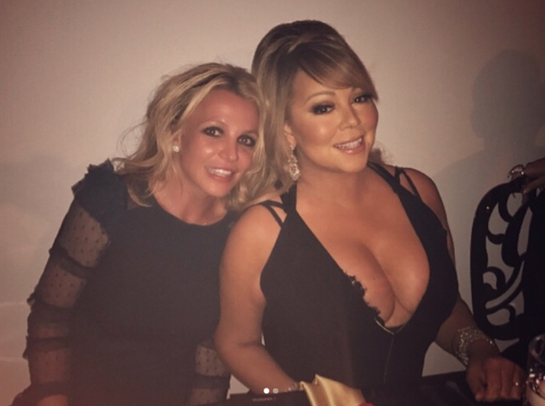 Mariah Carey et Britney Spears : Elles s'adorent !