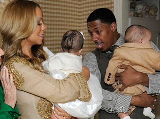 Mariah Carey et Nick Cannon : la première photo des heureux parents avec leurs jumeaux !