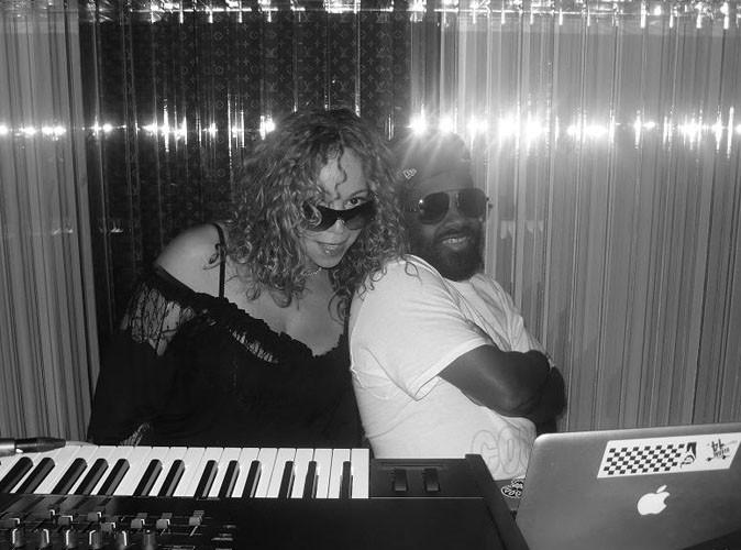 Mariah Carey : nouvelle collaboration avec Jermaine Dupri... Son retour s'annonce au top !