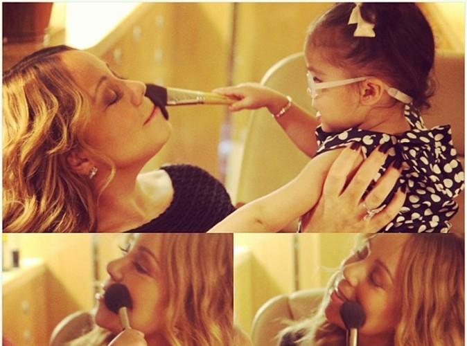 Mariah Carey : sa fille lui refait le portrait !