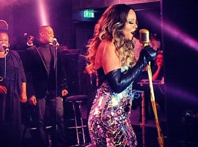 Mariah Carey : sa luxueuse soirée du nouvel an à Londres !
