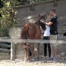 Marine a trouvé un cavalier à sa botte !