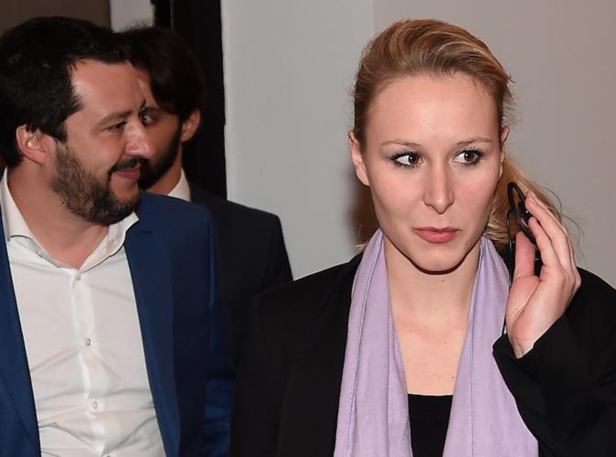 Marion Maréchal-Le Pen dérape sur le mariage homosexuel...