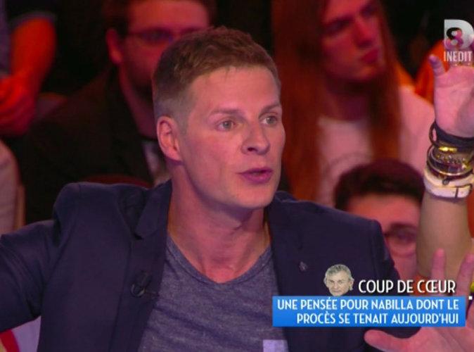 """Matthieu Delormeau : il pousse un coup de gueule contre Nabilla """"C'est très grave """" !"""