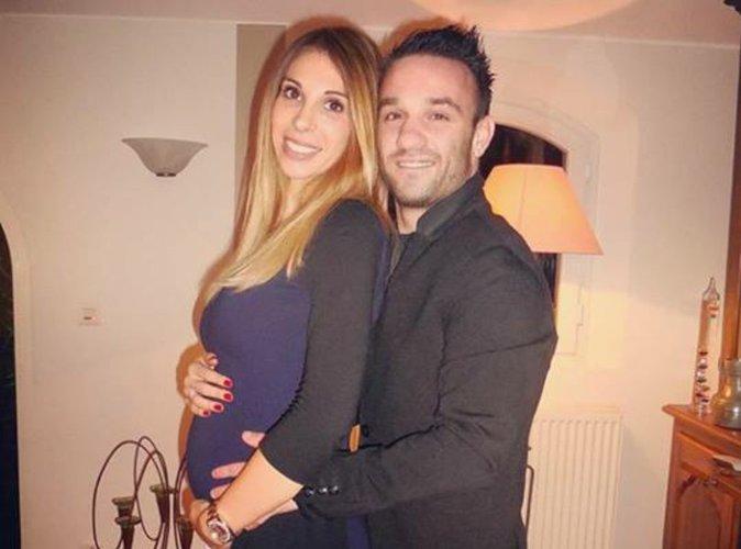 Mathieu Valbuena bientôt papa : Fanny dévoile son baby bump !