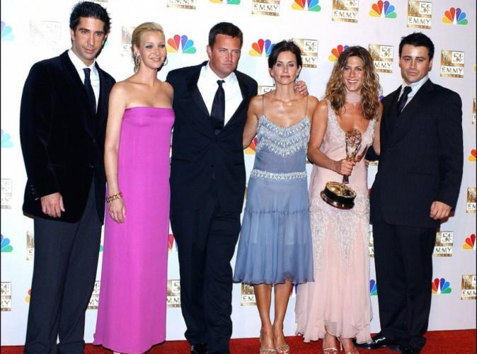 Matt LeBlanc et Matthew Perry n'étaient pas invités au mariage de Jennifer Aniston !