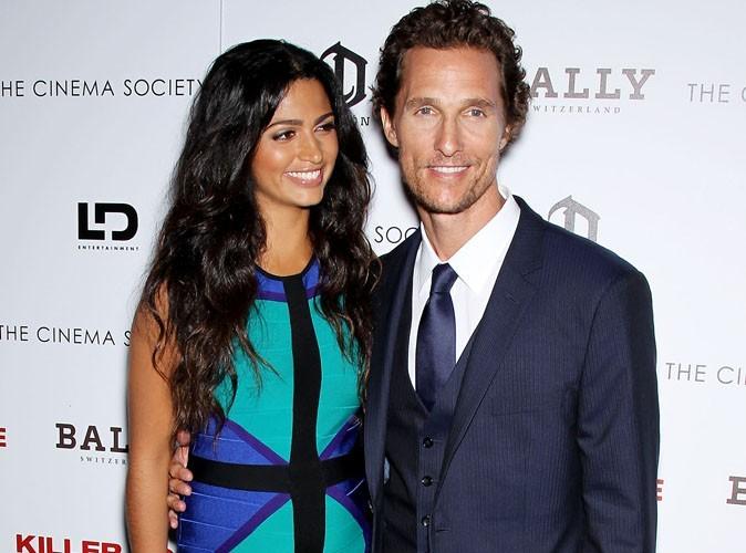 Matthew McConaughey : papa d'une petite fille !
