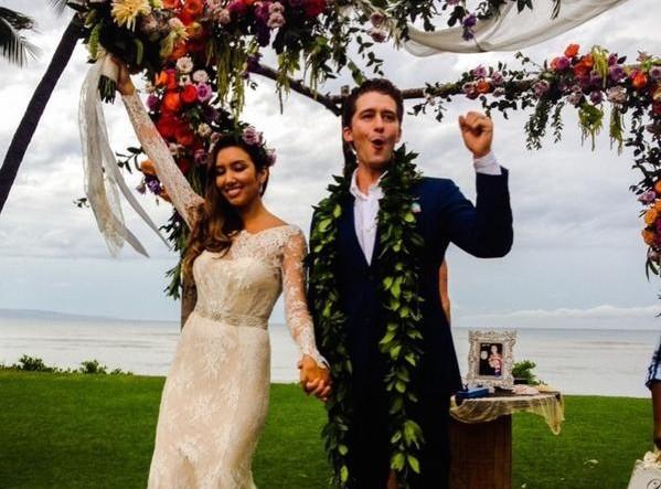 Matthew Morrison : découvrez la première photo du mariage !