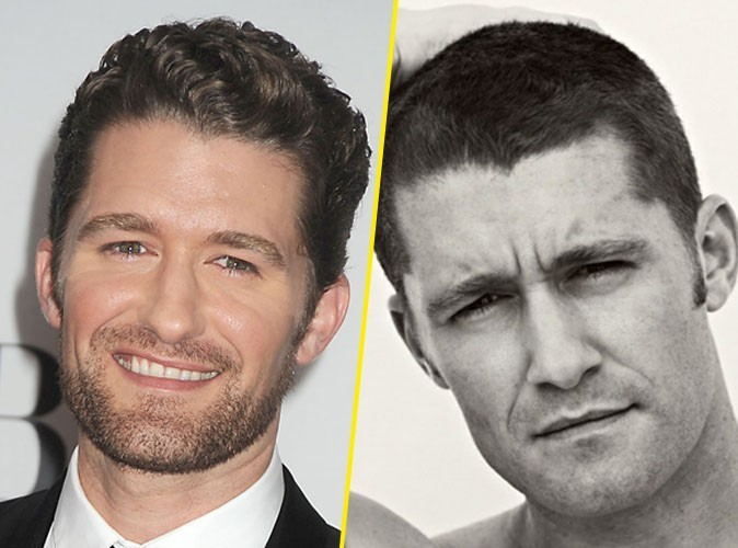 Matthew Morrison : le craquant prof de Glee a rasé ses bouclettes !