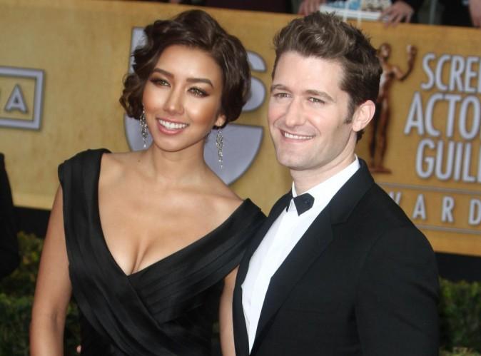 Matthew Morrison : le héros de la série Glee est fiancé !
