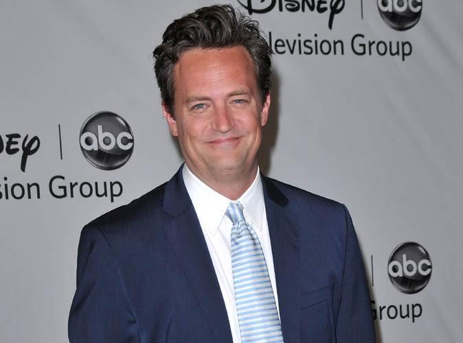 Matthew Perry : l'acteur de Friends retourne en rehab !