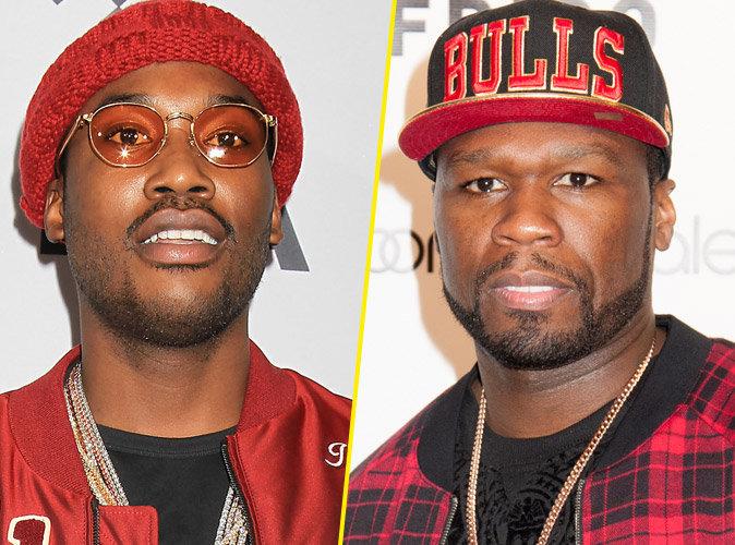 Meek Mill VS 50 Cent, le clash vire à la scatologie !
