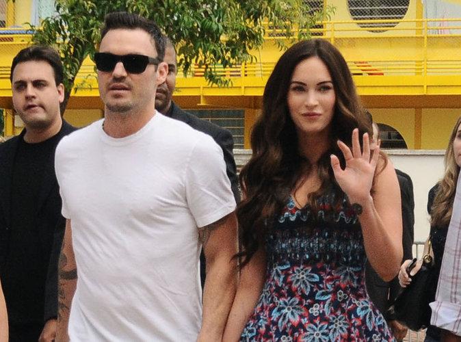 Megan Fox : Et finalement, le père de son enfant est….
