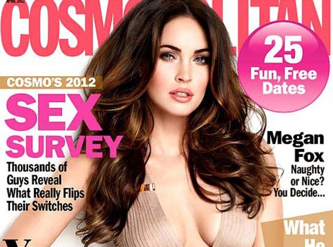 """Megan Fox : """"Je veux deux ou trois enfants"""" !"""