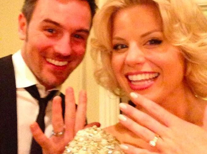 """Megan Hilty : l'actrice de la série """"Smash"""" s'est mariée !"""