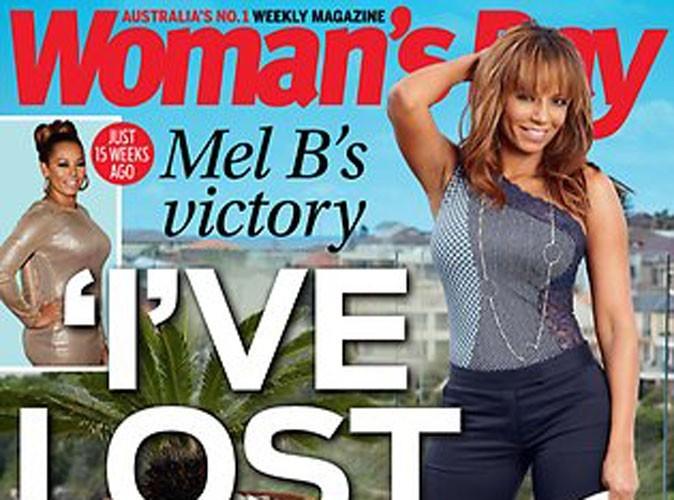 """Mel B et ses 15 kilos en moins : """"Je suis la même fille qu'il y a 15 ans"""" !"""