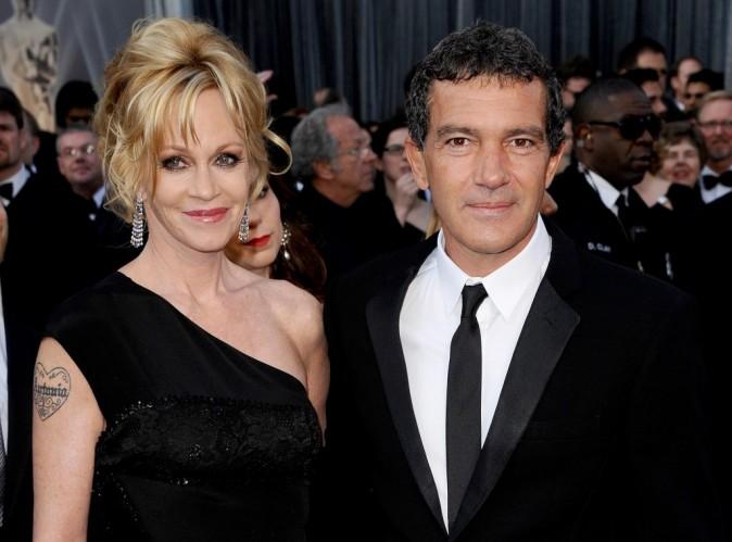 Melanie Griffith et Antonio Banderas : prochain couple star à divorcer ?