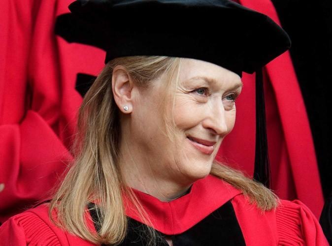 Meryl Streep dans le rôle de Marie Curie !
