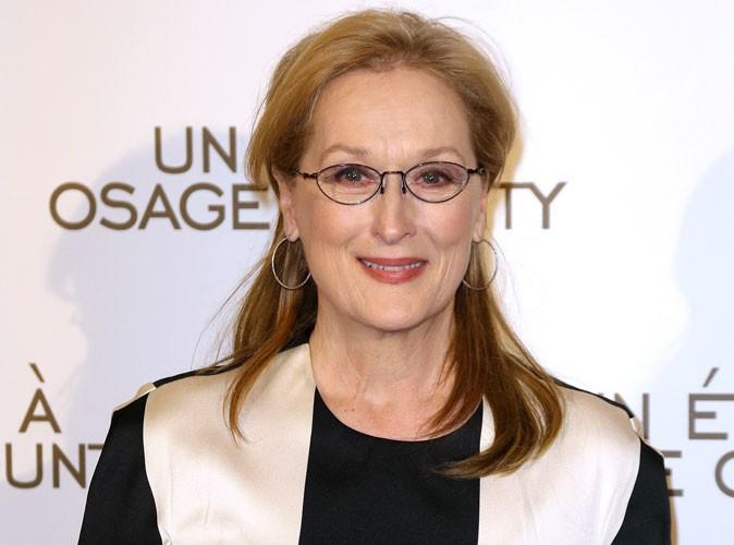 """Meryl Streep : """"Je ne me prends pas pour la 8eme merveille du monde"""" !"""