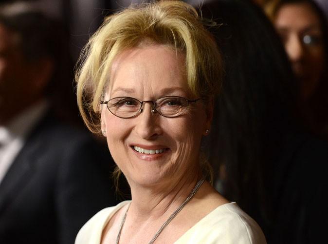 """Meryl Streep : """"Je pensais que j'étais trop moche pour être actrice !"""""""