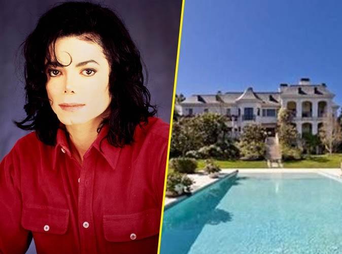 Michael Jackson : son manoir à vendre pour 23,9 millions de dollars !